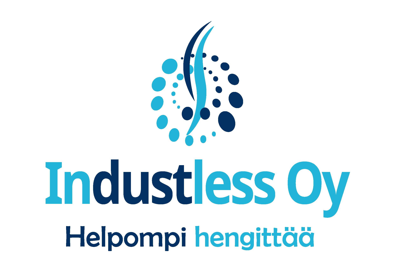 Industless Oy:n logo